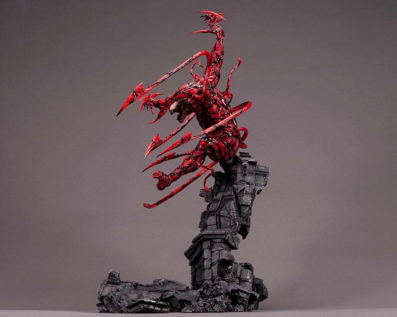 Statuette Marvel Comics Fine Art Carnage 60cm 1001 Figurines (6)