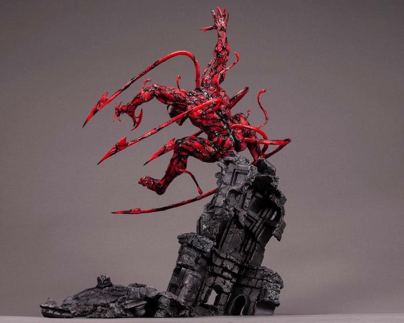 Statuette Marvel Comics Fine Art Carnage 60cm 1001 Figurines (7)