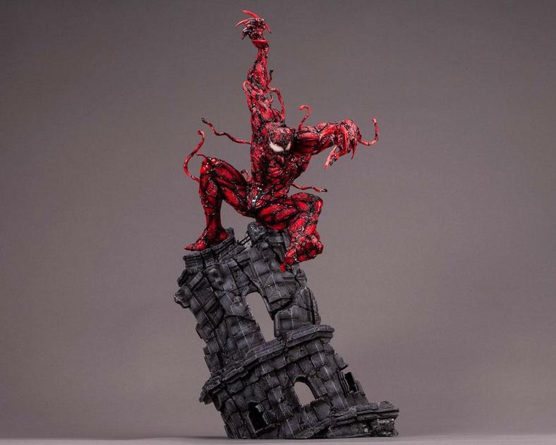 Statuette Marvel Comics Fine Art Carnage 60cm 1001 Figurines (12)