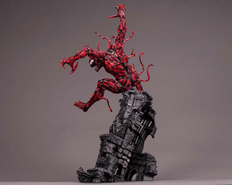 Statuette Marvel Comics Fine Art Carnage 60cm 1001 Figurines (13)