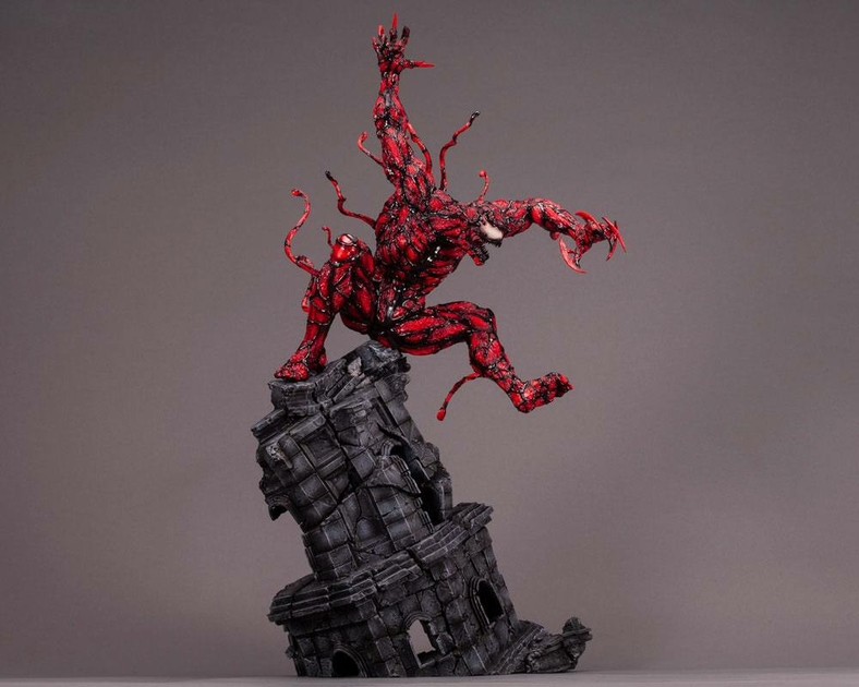 Statuette Marvel Comics Fine Art Carnage 60cm 1001 Figurines (14)