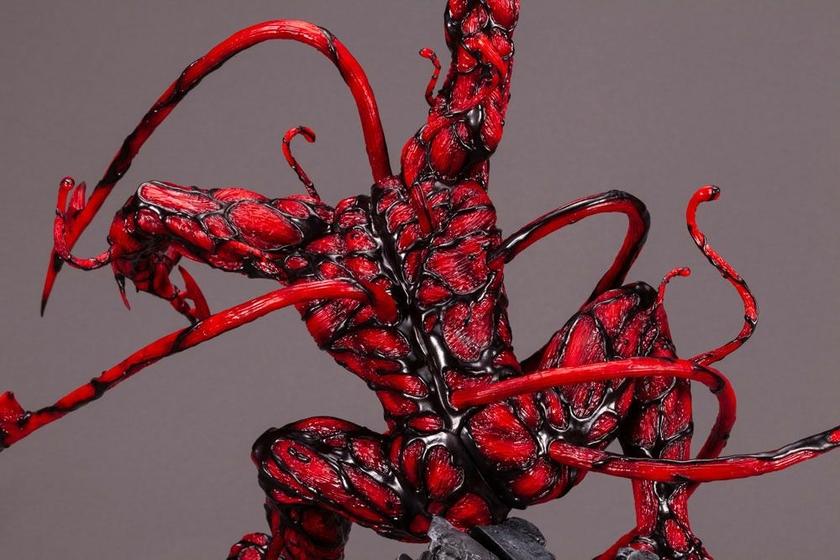 Statuette Marvel Comics Fine Art Carnage 60cm 1001 Figurines (10)