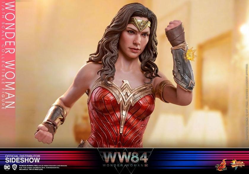 Figurine Wonder Woman 1984 Movie Masterpiece Wonder Woman 30cm 1001 Figurines (16)