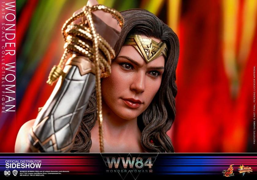 Figurine Wonder Woman 1984 Movie Masterpiece Wonder Woman 30cm 1001 Figurines (17)