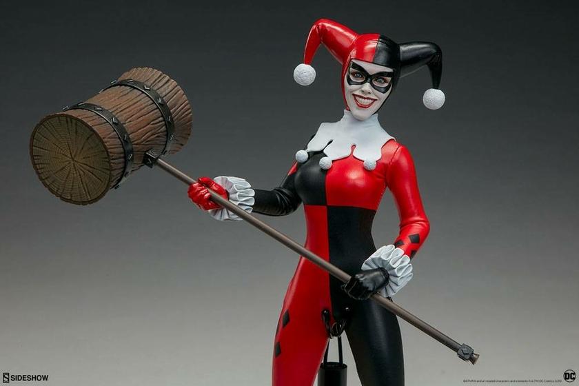Figurine DC Comics Harley Quinn 28cm 1001 Figurines (8)