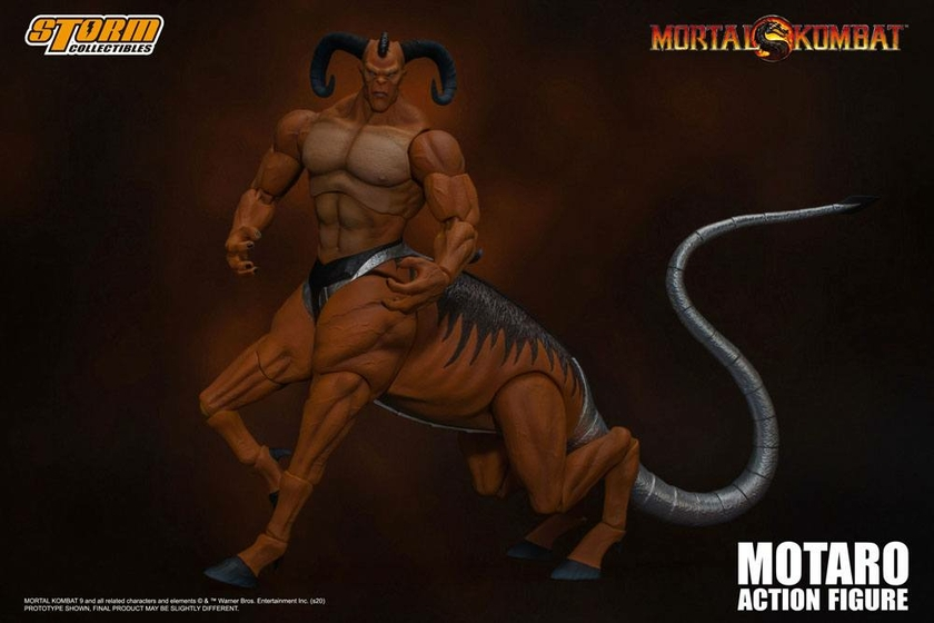 Figurine Mortal Kombat Motaro 24cm 1001 Figurines (2)