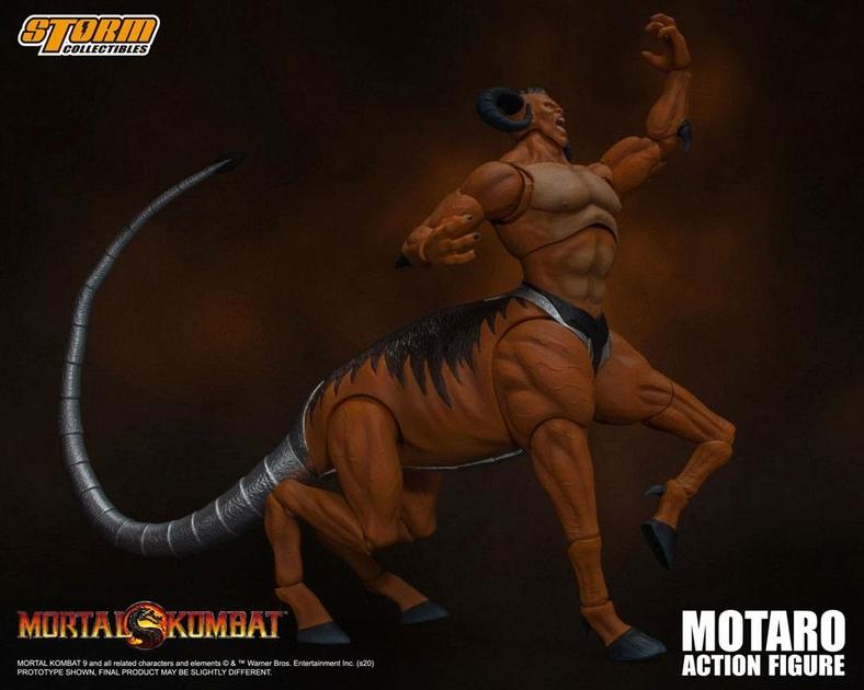 Figurine Mortal Kombat Motaro 24cm 1001 Figurines (4)