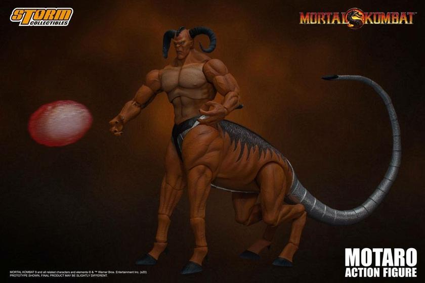 Figurine Mortal Kombat Motaro 24cm 1001 Figurines (13)