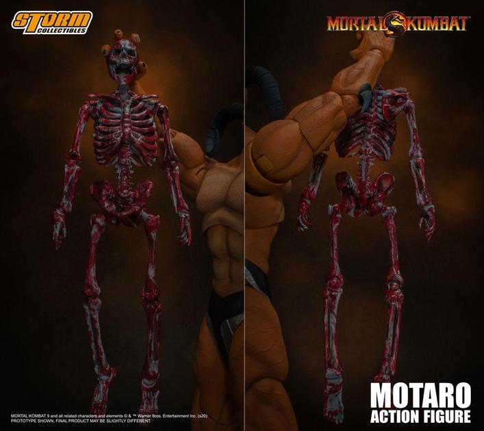 Figurine Mortal Kombat Motaro 24cm 1001 Figurines (14)