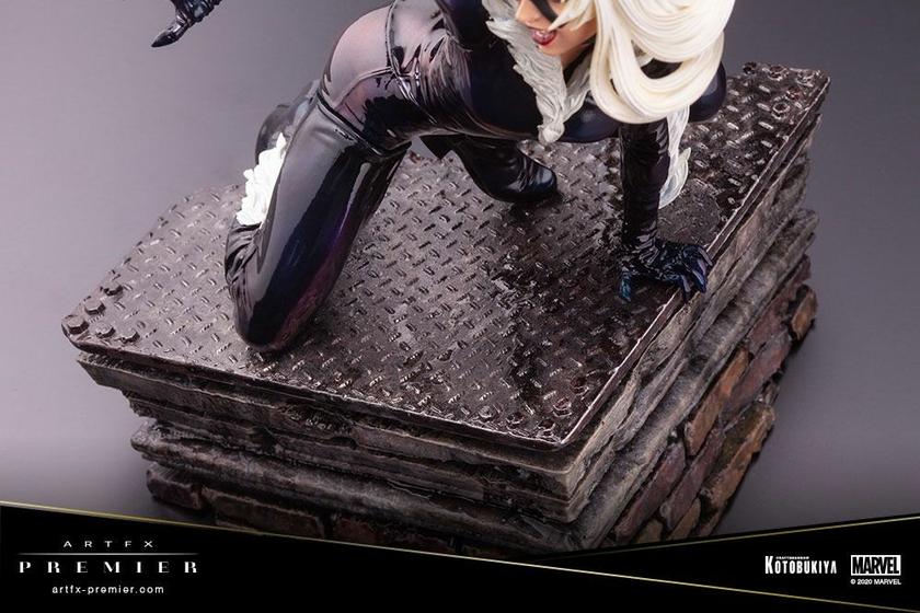Statuette Marvel Universe ARTFX Premier Black Cat 16cm 1001 Figurines (12)