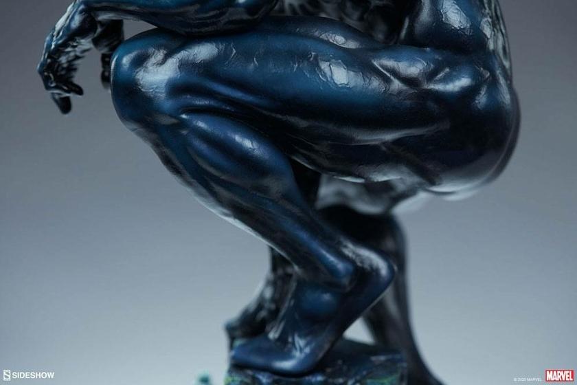 Statue Marvel Premium Format Symbiote Spider-Man 61cm 1001 Figurines (15)