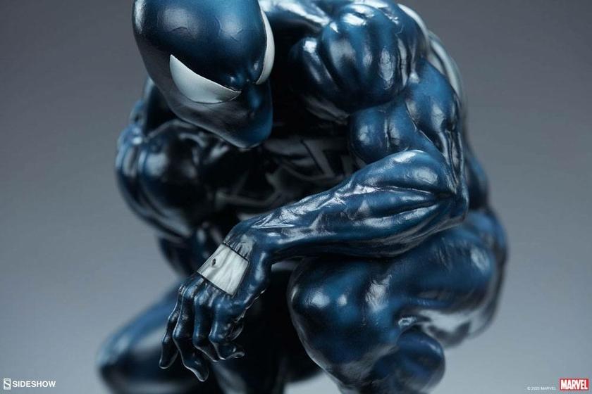 Statue Marvel Premium Format Symbiote Spider-Man 61cm 1001 Figurines (14)
