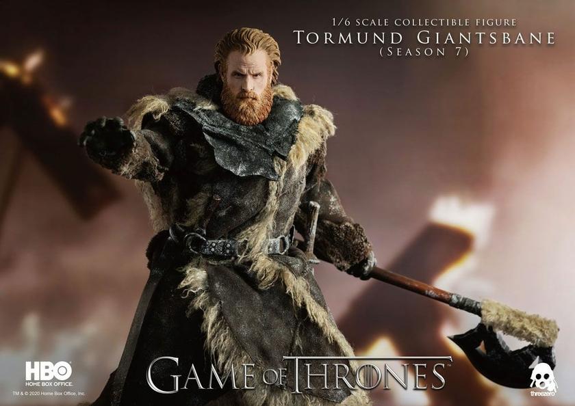 Figurine Game of Thrones Tormund Giantsbane 31cm 1001 Figurines (19)