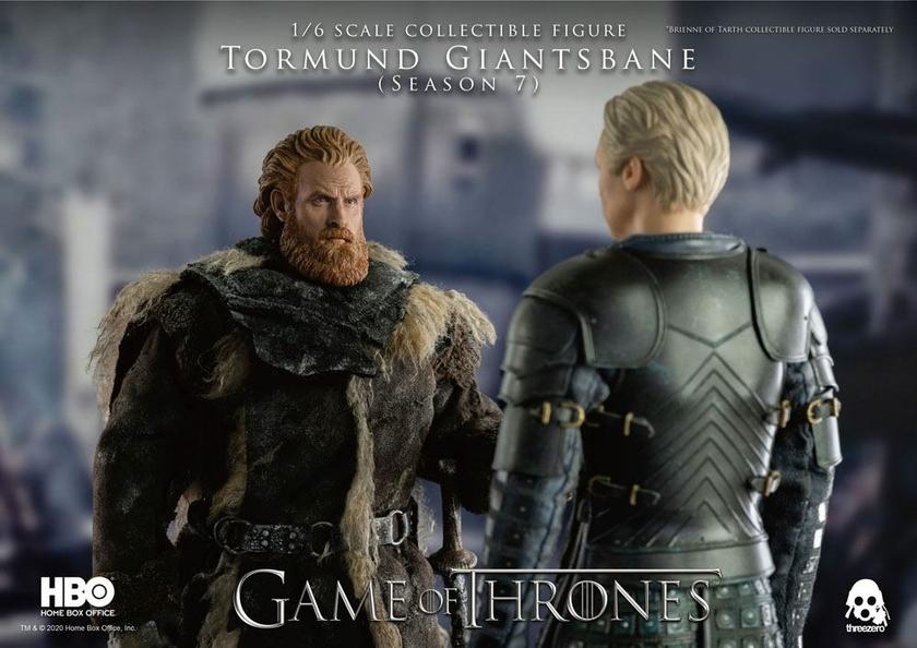 Figurine Game of Thrones Tormund Giantsbane 31cm 1001 Figurines (21)