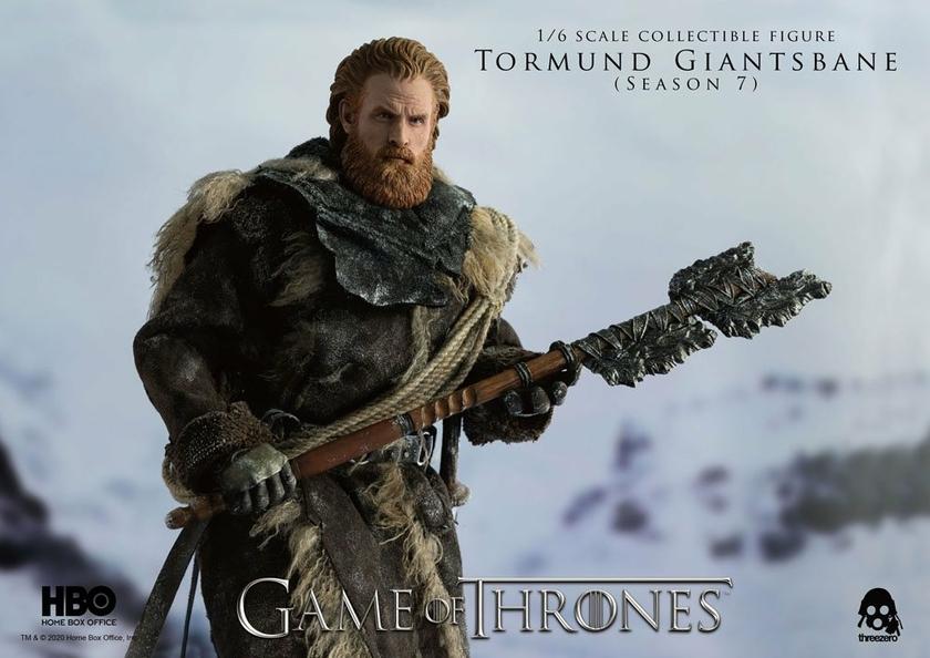 Figurine Game of Thrones Tormund Giantsbane 31cm 1001 Figurines (22)