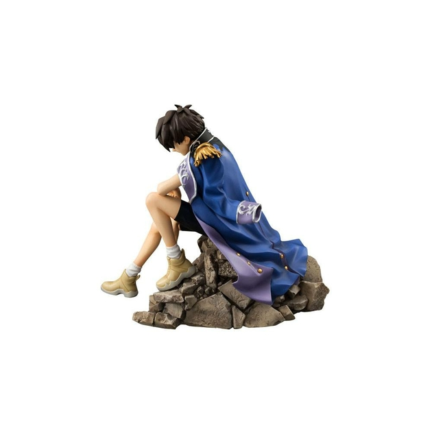 Statuette Gundam Wing Heero Yuy 15cm 1001 Figurines (2)