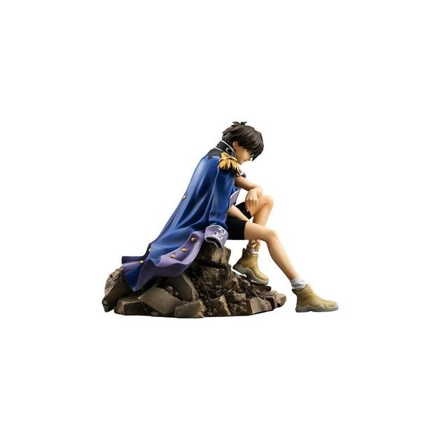 Statuette Gundam Wing Heero Yuy 15cm 1001 Figurines (3)