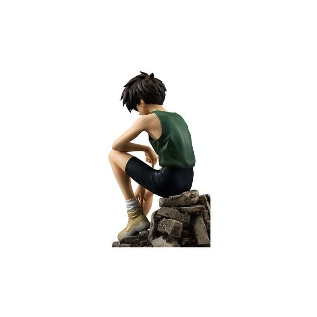 Statuette Gundam Wing Heero Yuy 15cm 1001 Figurines (6)
