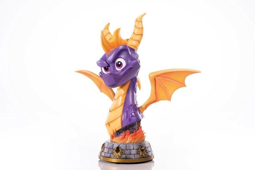 Buste Spyro Reignited Trilogy Grand Scale Spyro 38cm 1001 Figurines (2)