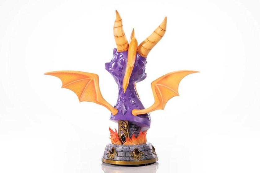 Buste Spyro Reignited Trilogy Grand Scale Spyro 38cm 1001 Figurines (5)