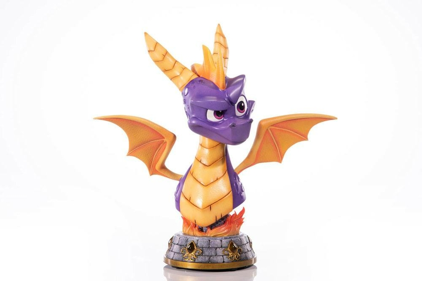 Buste Spyro Reignited Trilogy Grand Scale Spyro 38cm 1001 Figurines (8)