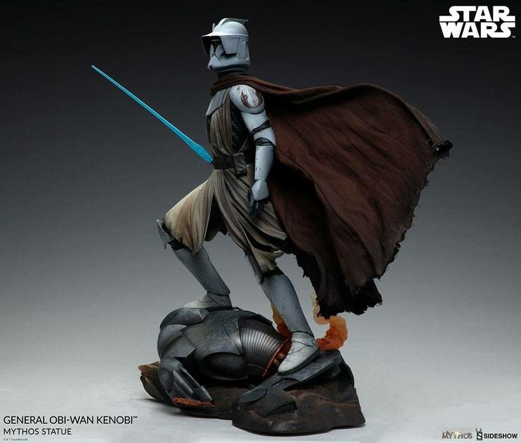 Statuette Star Wars Mythos Obi-Wan Kenobi 45cm 1001 Figurines (6)