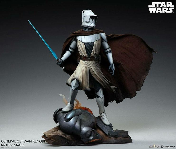 Statuette Star Wars Mythos Obi-Wan Kenobi 45cm 1001 Figurines (11)