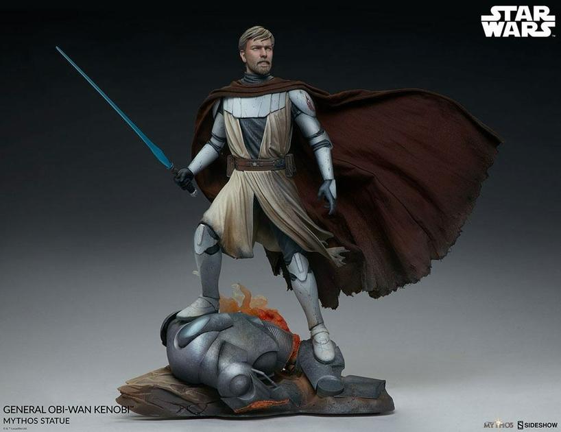 Statuette Star Wars Mythos Obi-Wan Kenobi 45cm 1001 Figurines (12)