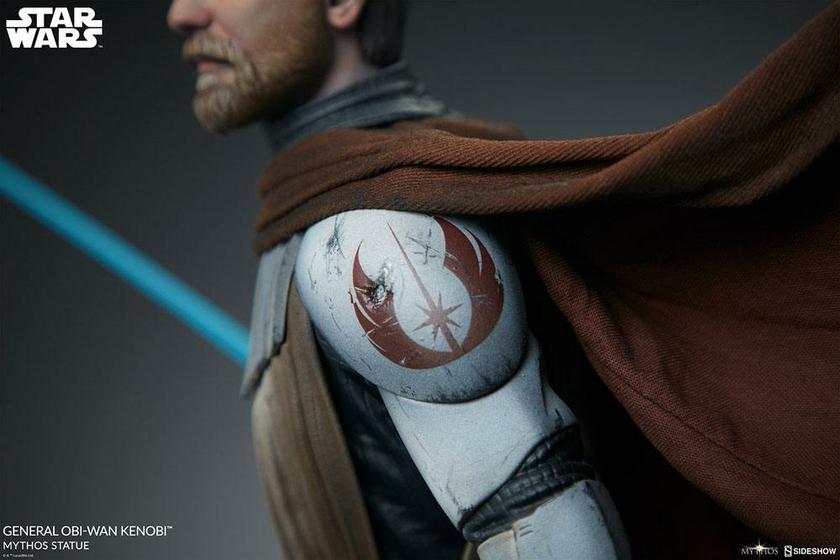 Statuette Star Wars Mythos Obi-Wan Kenobi 45cm 1001 Figurines (18)