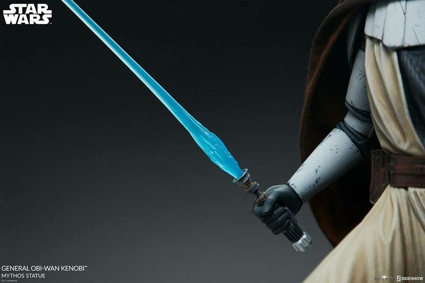 Statuette Star Wars Mythos Obi-Wan Kenobi 45cm 1001 Figurines (20)
