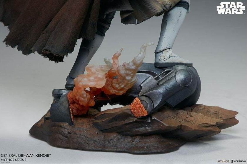 Statuette Star Wars Mythos Obi-Wan Kenobi 45cm 1001 Figurines (22)