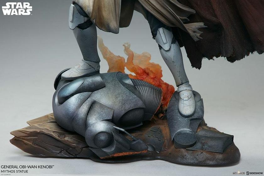 Statuette Star Wars Mythos Obi-Wan Kenobi 45cm 1001 Figurines (21)