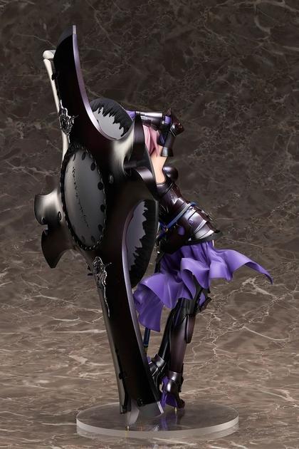 Statuette FateGrand Order Shielder Mash Kyrielight 31cm 1001 FIGURINES  (4)
