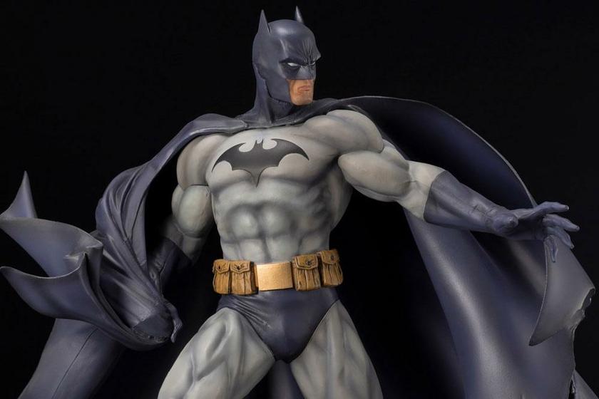 Statuette Batman Hush DC Comics ARTFX Batman 28cm 1001 Figurines (3)