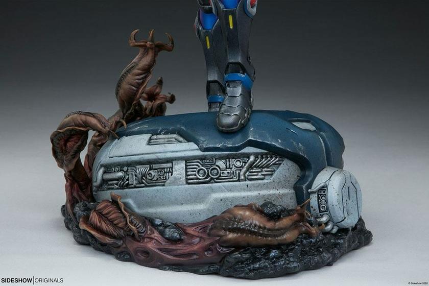 Statuette Sideshow Originals Bounty Hunter Galactic Gun For Hire 48cm 1001 Figurines (19)