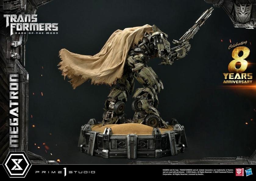 Statue Transformers 3 Megatron 79cm 1001 Figurines (17)