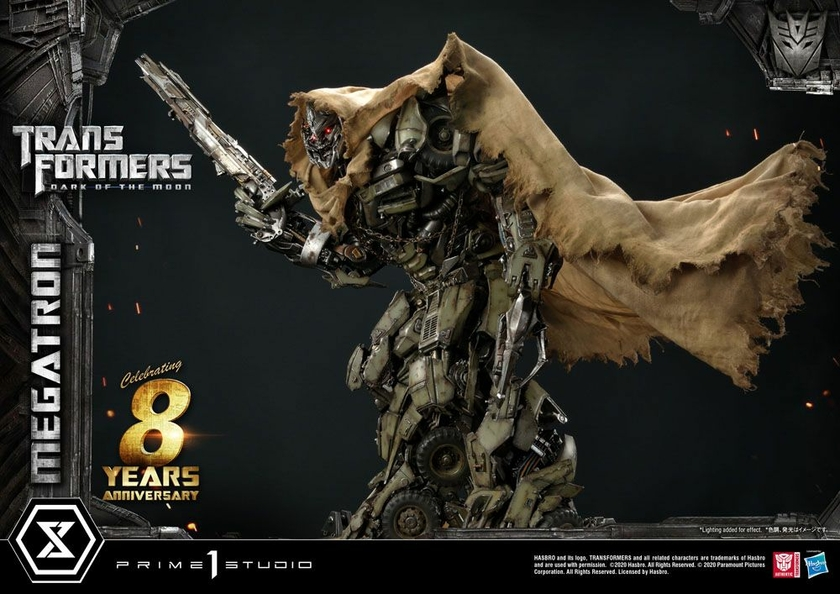 Statue Transformers 3 Megatron 79cm 1001 Figurines (19)