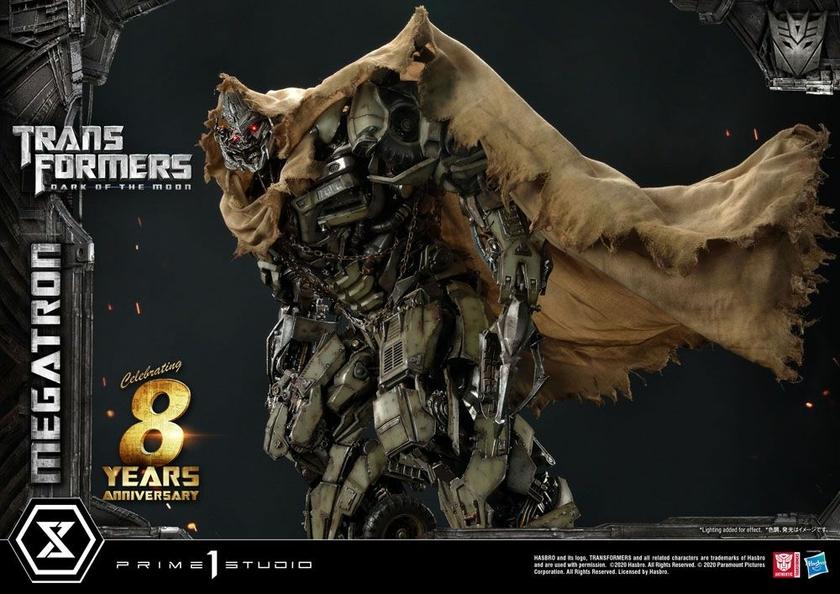 Statue Transformers 3 Megatron 79cm 1001 Figurines (20)