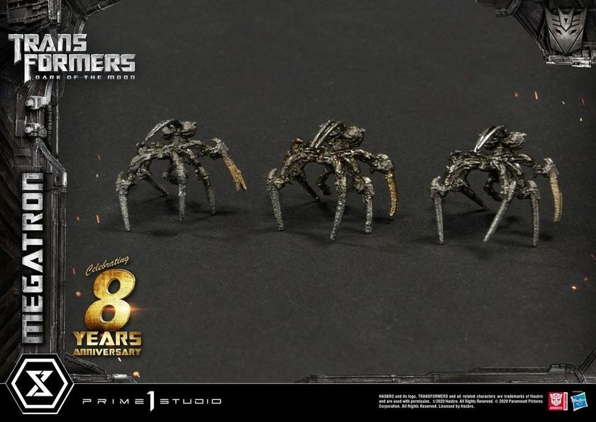 Statue Transformers 3 Megatron 79cm 1001 Figurines (23)