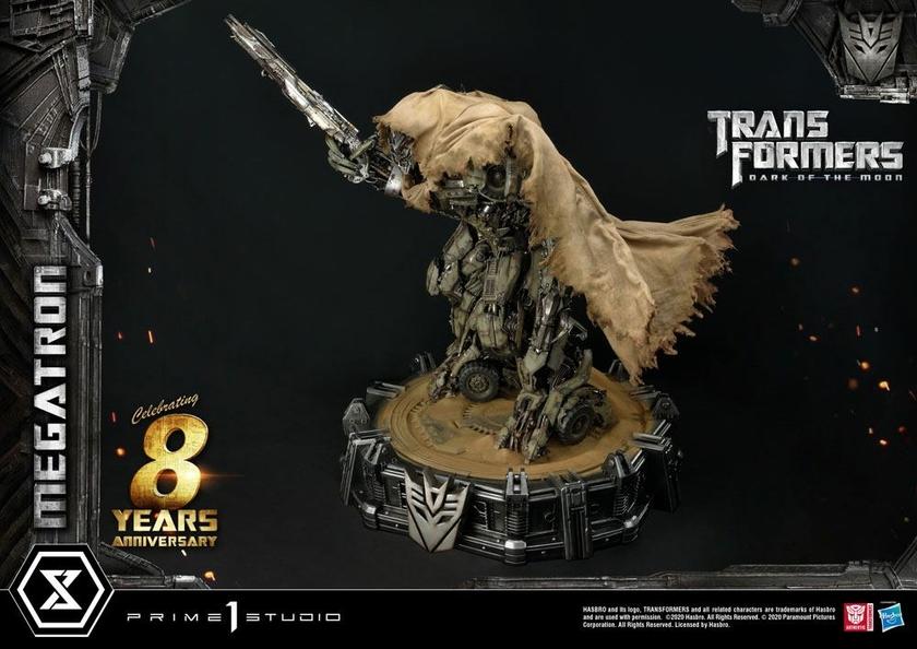 Statue Transformers 3 Megatron 79cm 1001 Figurines (25)