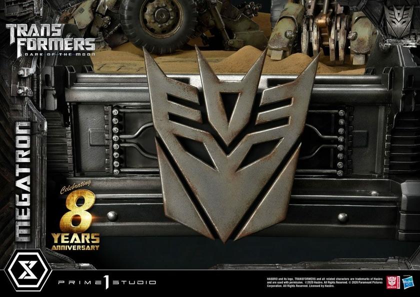 Statue Transformers 3 Megatron 79cm 1001 Figurines (24)