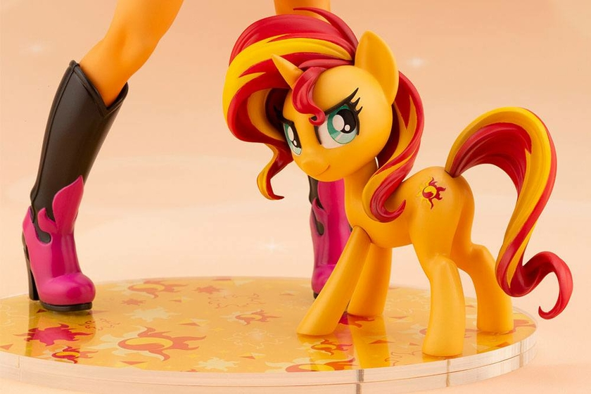 Statuette Mon petit poney Bishoujo Sunset Shimmer 22cm 1001 Figurines (6)