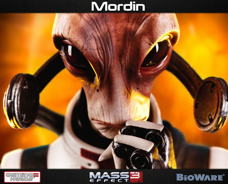 Statuette Mass Effect 3 Mordin 52cm 1001 Figurines 7