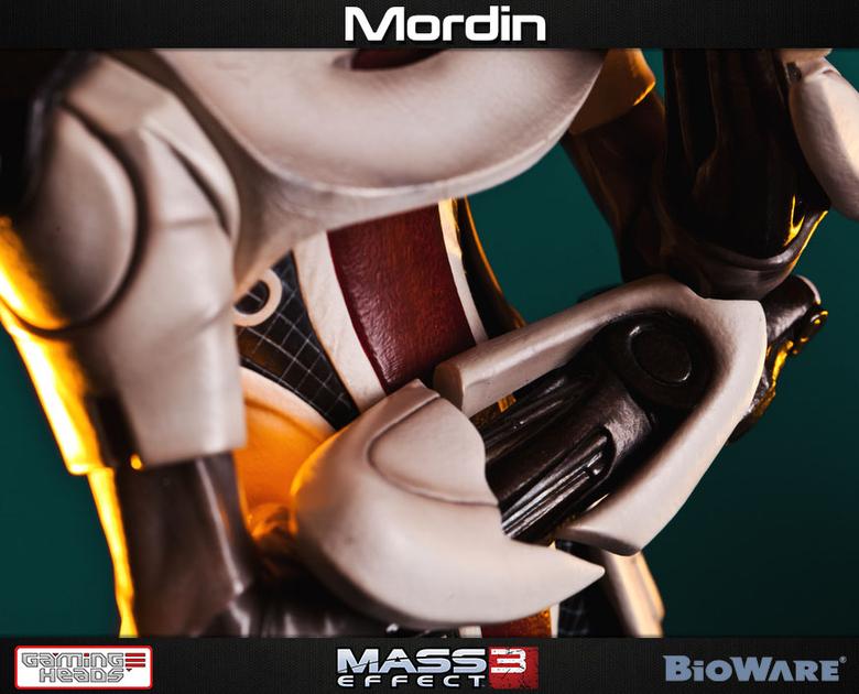 Statuette Mass Effect 3 Mordin 52cm 1001 Figurines 9