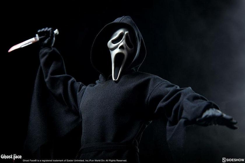 Figurine Ghost Face - Ghost Face 30cm 1001 Figurines (3)