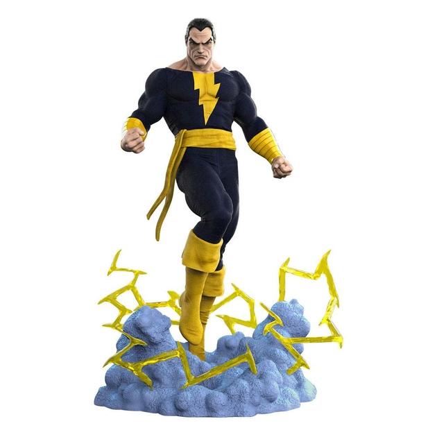 Statuette DC Comic Gallery Black Adam 28cm 1001 Figurines