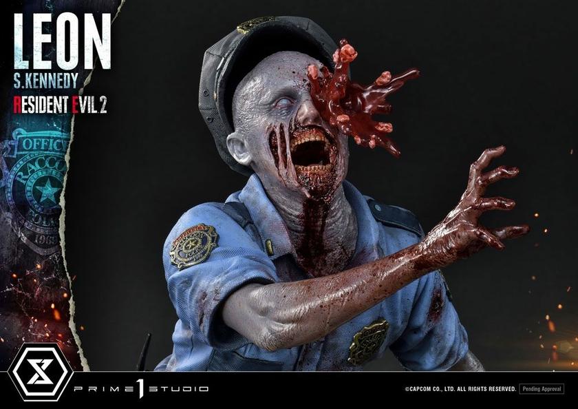 Statuette Resident Evil 2 Leon S. Kennedy 58cm 1001 Figurines (12)