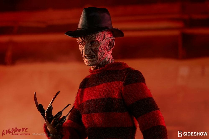 Figurine Les Griffes du cauchemar Freddy Krueger 30cm 1001 Figurines (13)