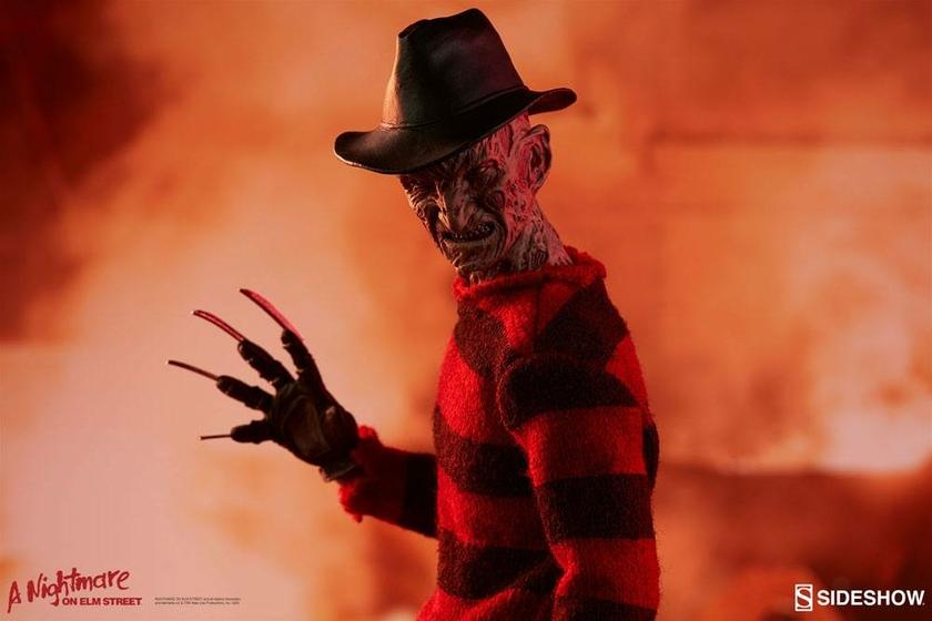 Figurine Les Griffes du cauchemar Freddy Krueger 30cm 1001 Figurines (18)
