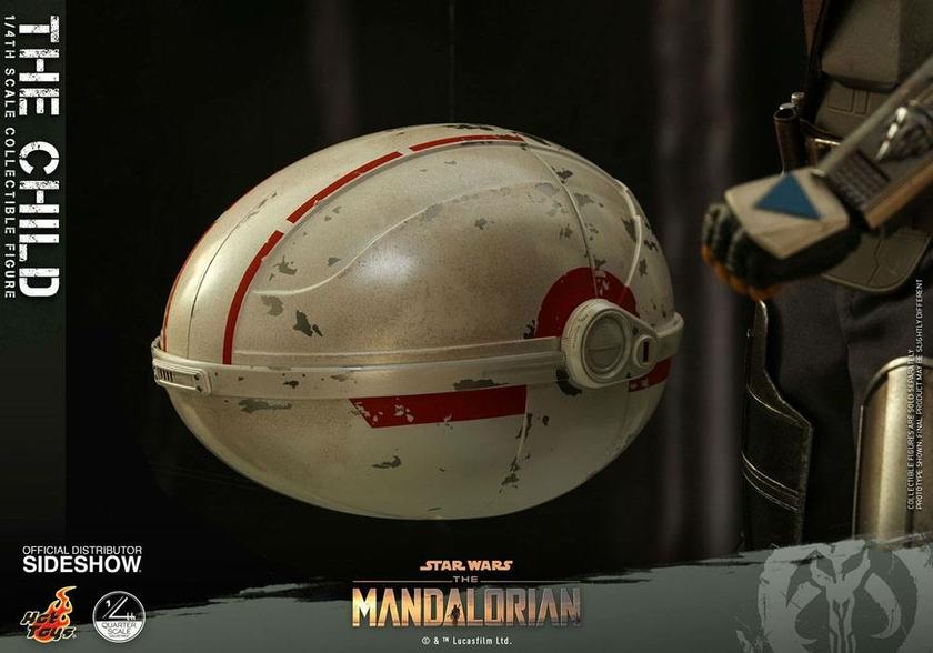 Figurine Star Wars The Mandalorian The Child 9cm 1001 Figurines (2)